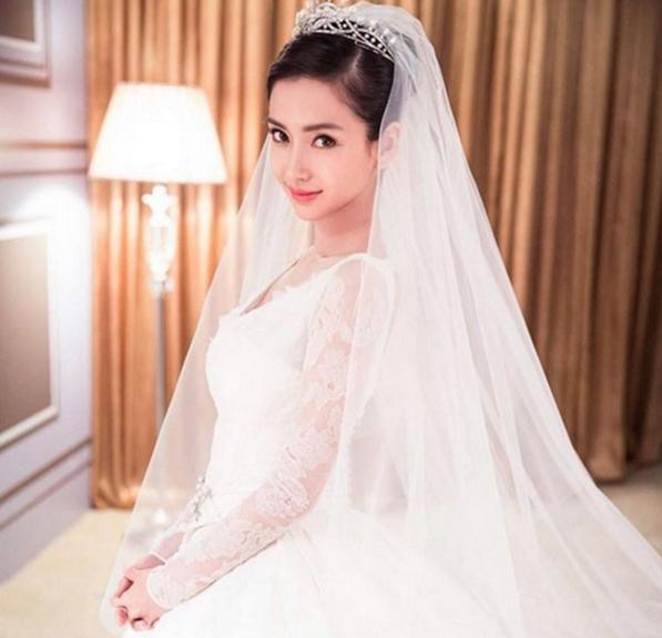 Ян Вин сыграла самую роскошную свадьбу