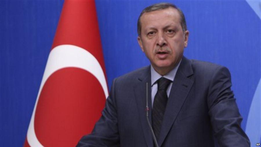 Эрдоган просит встречи с Путиным