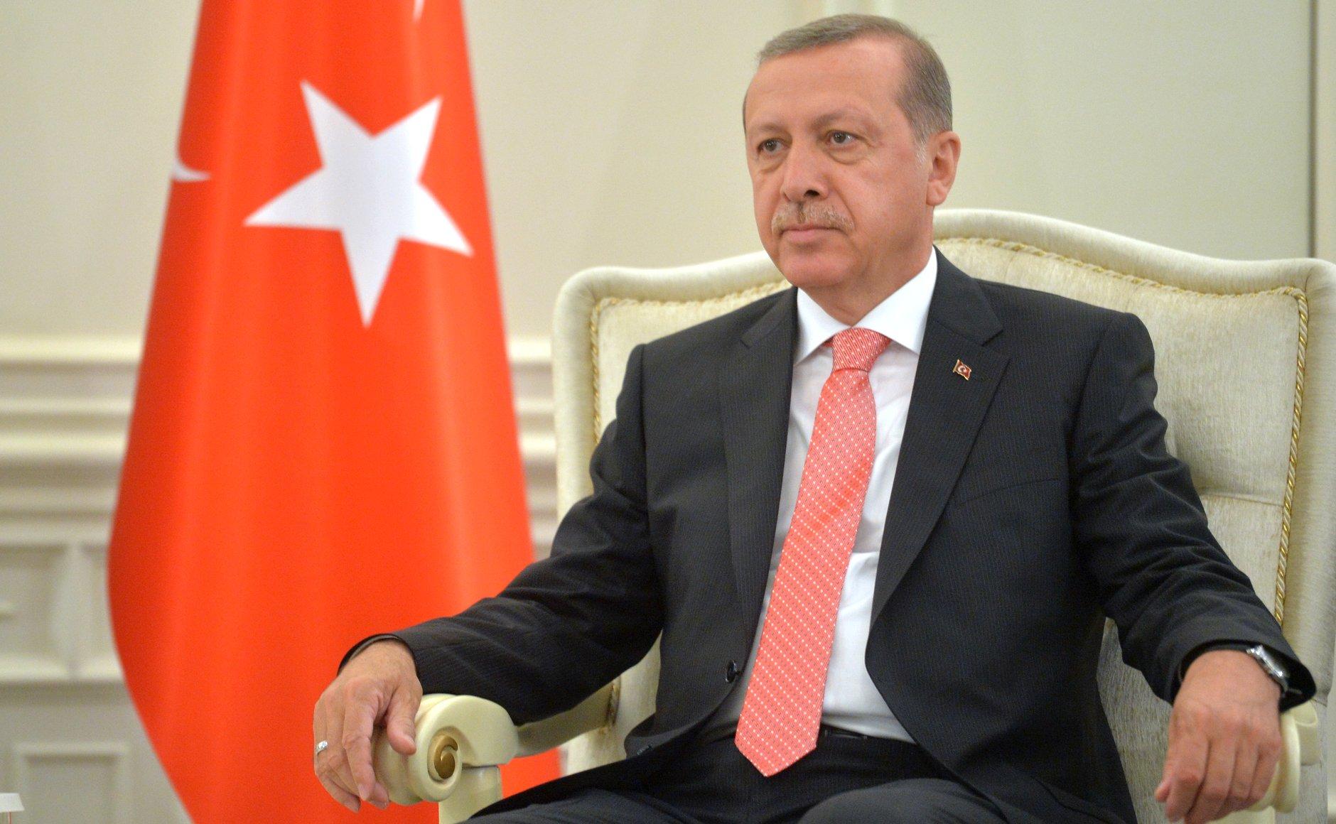 Эрдоган опять заявил о желании встретиться с Путиным