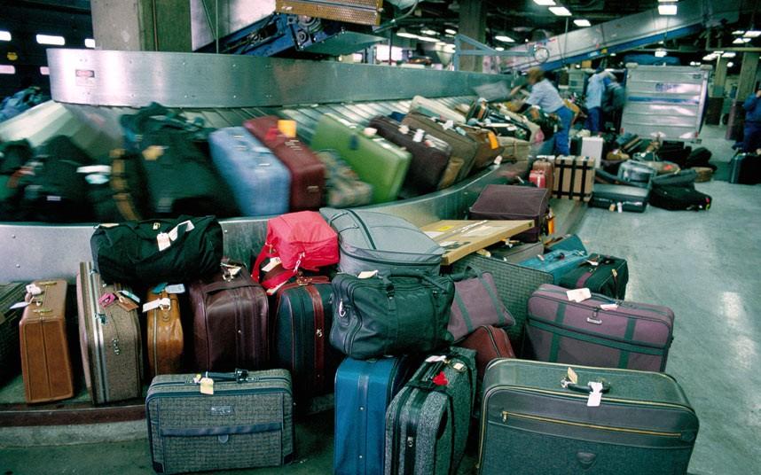 Нестандартный досмотр багажа был проведен во Внуково