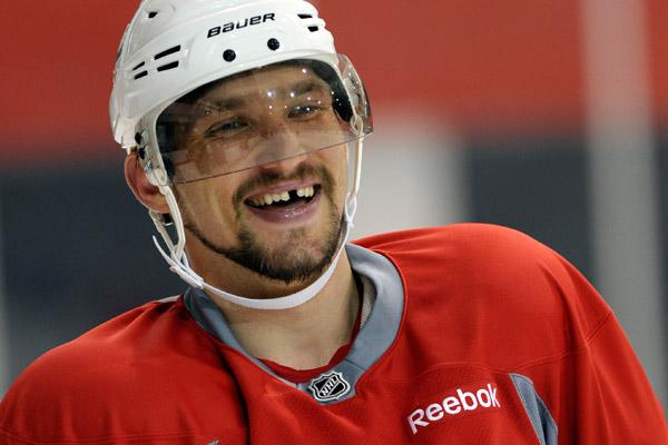 Александр Овечкин: очередной рекорд в НХЛ
