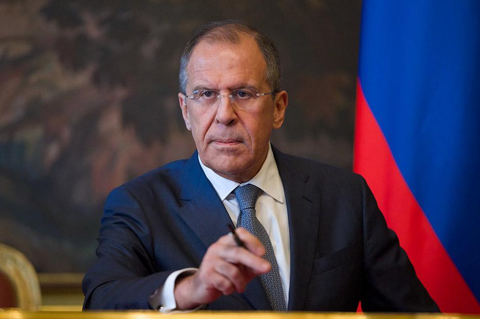 Лавров: Россия расценивает теракт, как нападение на всю страну