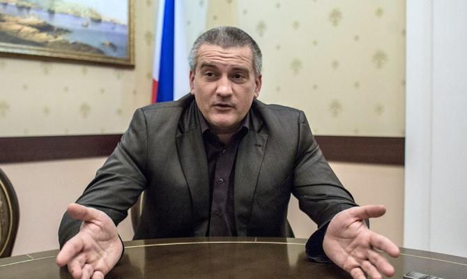 Сергей Аксенов обвинил телеканал НТВ во лжи