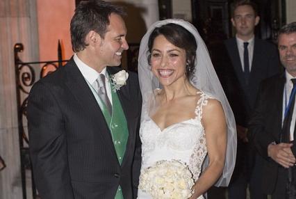 Ева Карнейло: пышная спортивная свадьба