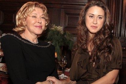 Любовь Успенская рассказала о любовнике дочери