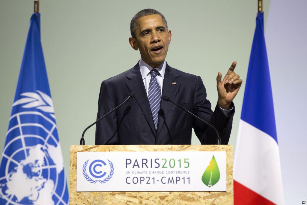 Обама в Париже встретится с Эрдоганом