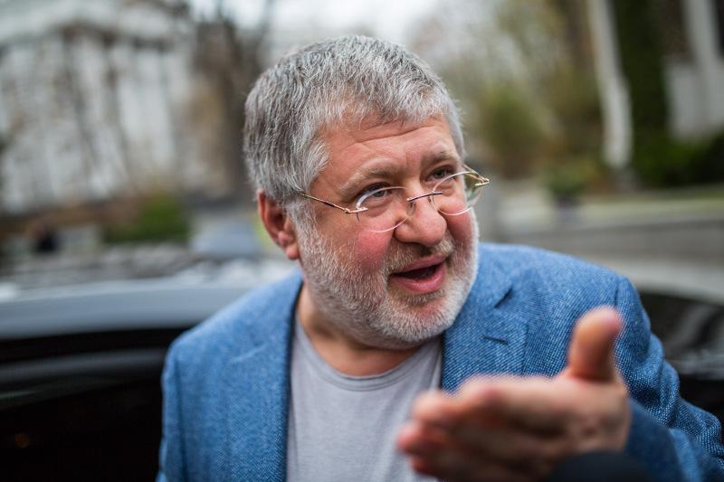 Коломойский сравнил Порошенко и Януковича