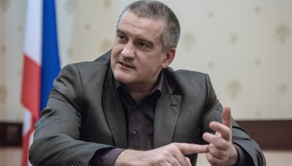 Сергей Аксенов о комендантском часе в Симферополе