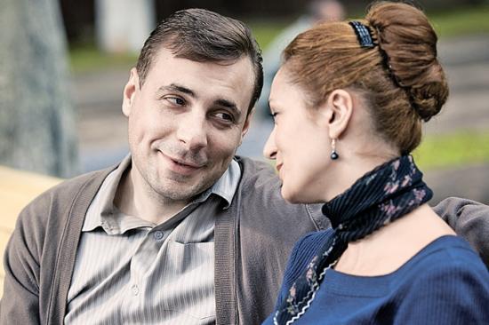 Актер Евгений Цыганов покорил Правительство РФ