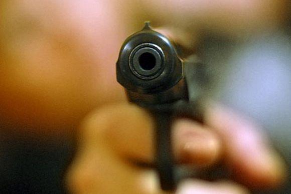 Стрельба в полицейском участке Телави