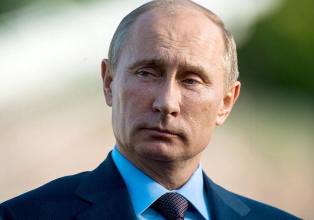 Путина исключили из претендентов на звание «Человек Года»