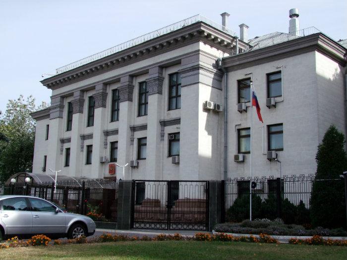 Россиян-диверсантов ищет в Украине посольство РФ