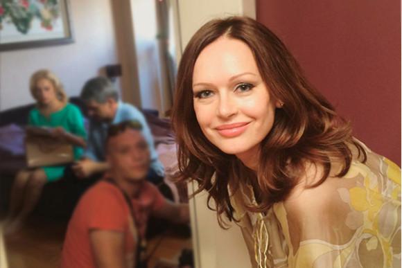 Ирина Безрукова откровенные фото