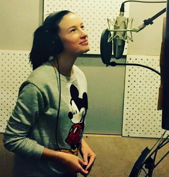 Анастасия Приходько собралась на Евровидение 2016