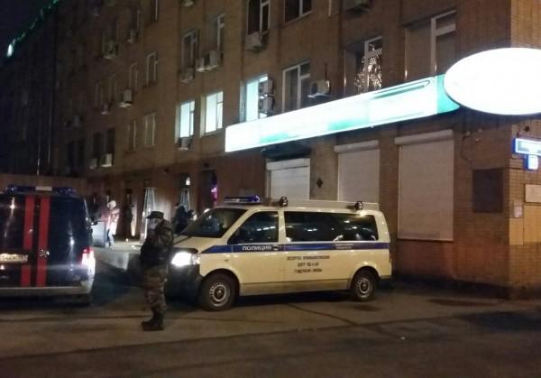 Перестрелка в центре Москвы унесла жизни людей