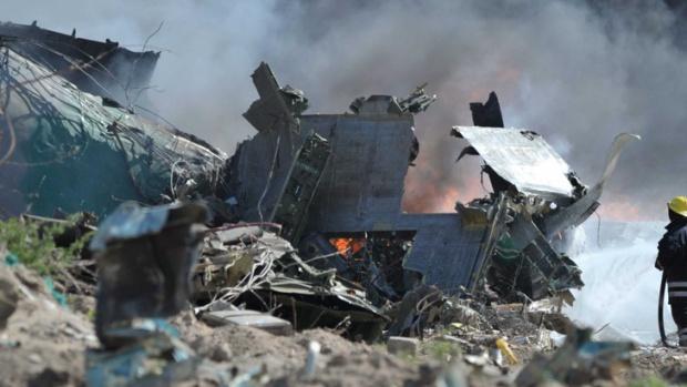Начата процедура выдачи тел погибших во время теракта на А321