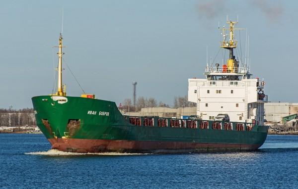 Пьяные моряки российского сухогруза задержаны в Дании
