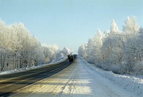 дтп на трассе скандинавия 30.01.2016