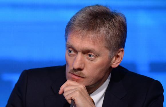 Дмитрий Песков 2016