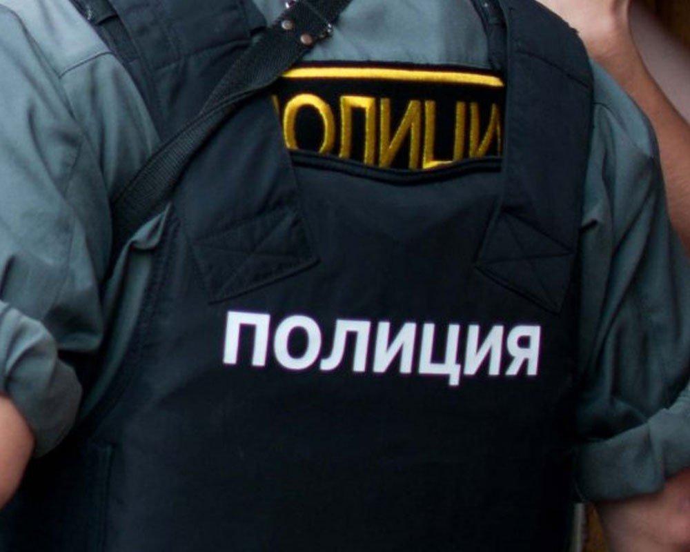 Полиция разгоняет пенсионеров в Сочи резиновыми дубинками