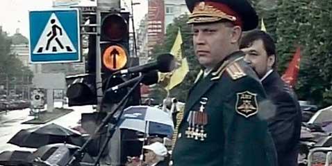 На неподконтрольной Украине территории Захарченко зачистил отряд Троя