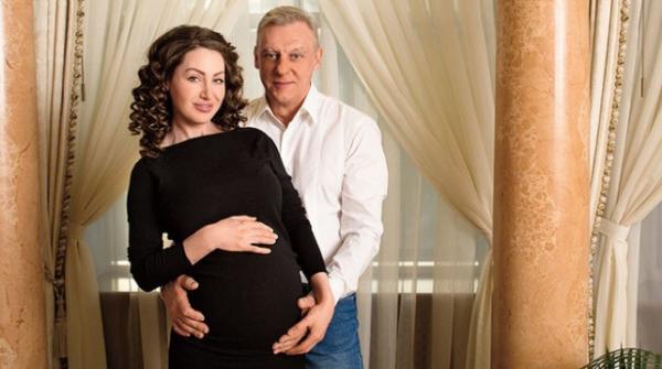 У Александра Половцева родился сын
