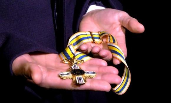 Вакарчук Орден Свободы