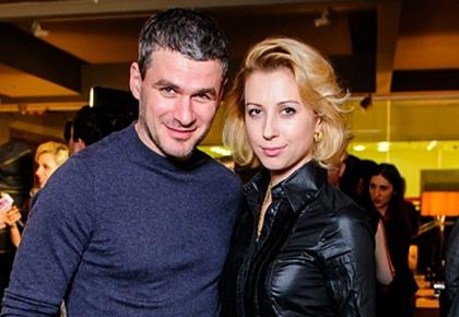 Тоня Матвиенко родила первенца