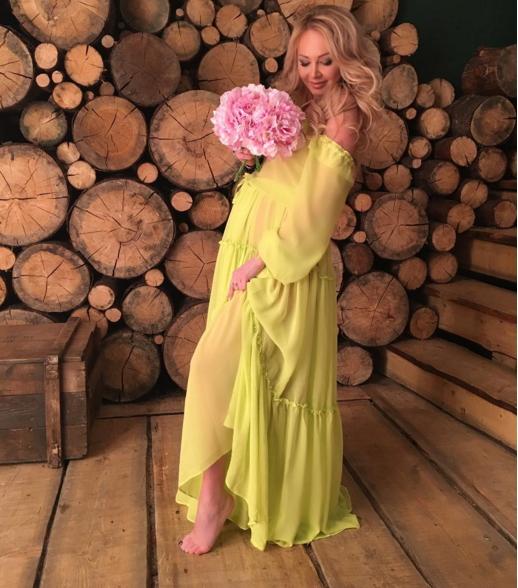 Дарья Пынзарь вторая беременность фото