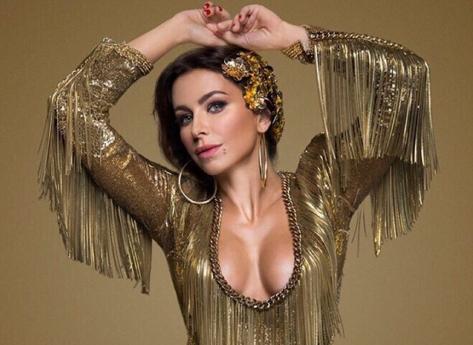 Обнаженная Ани Лорак в клипе «Удержи мое сердце»