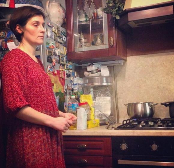 Жена Ивана Охлобыстина фото 2016