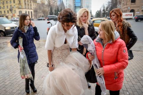 Александр и Алиана Гобозовы свадьба 2016