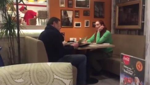 Георгий Мартиросян с новой возлюбленной Натальей