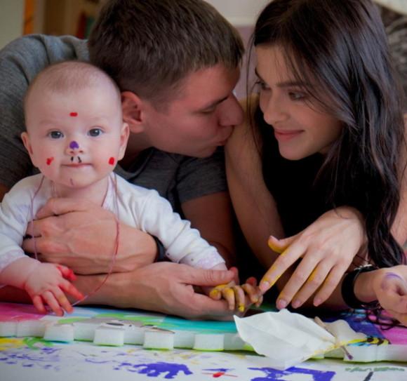 Елена Темникова муж и дочь