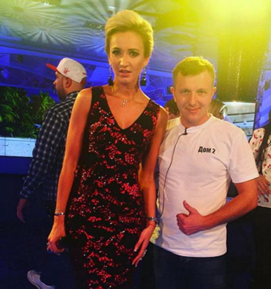 Илья Яббаров из Дом2 замахнулся на Сергея Есенина
