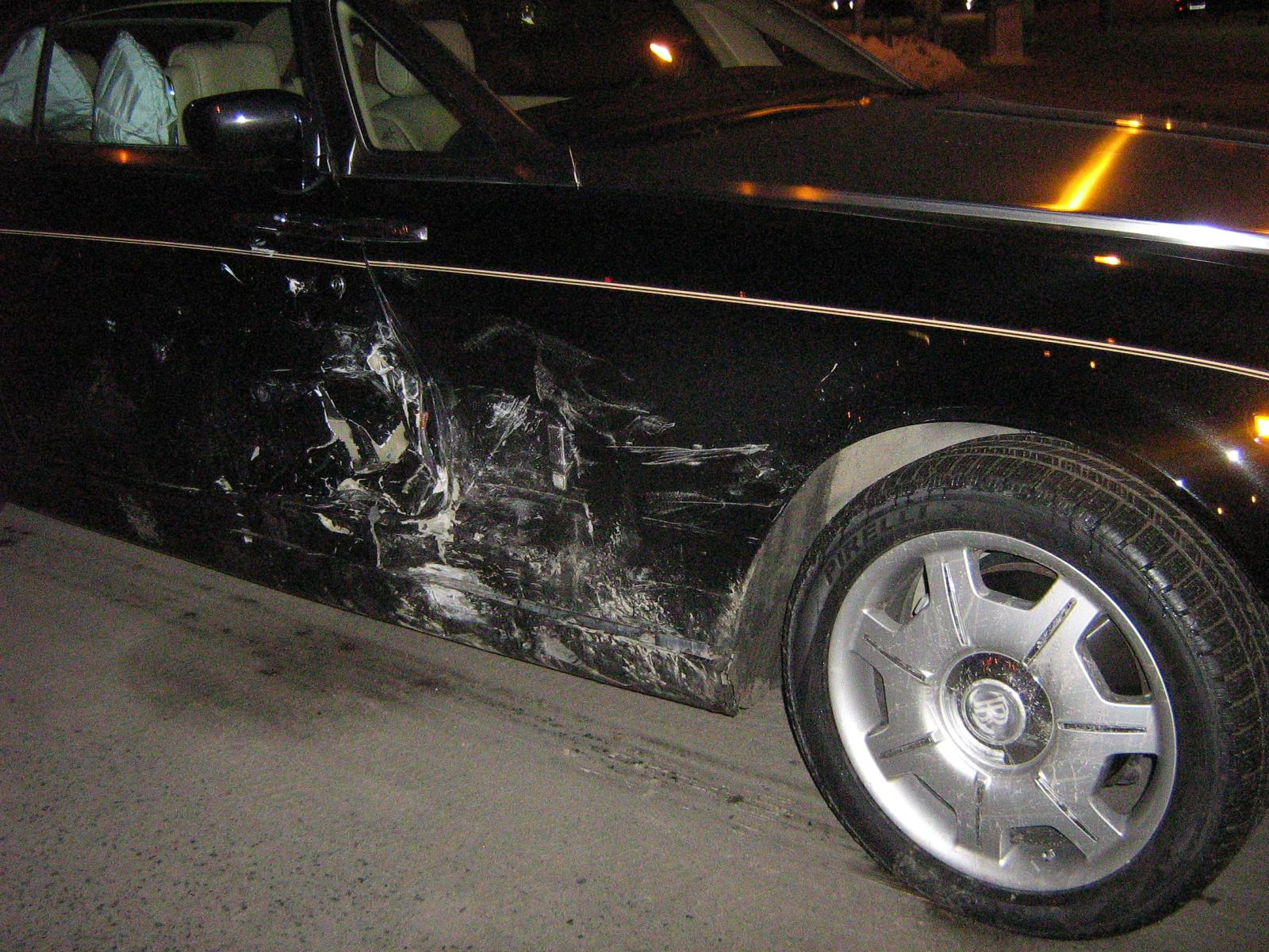 ДТП в Челябинске с автомобилем Аристова: не нужно продавать почку
