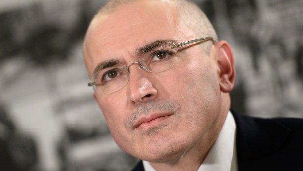 Розыском Михаила Ходорковского займется Интерпол