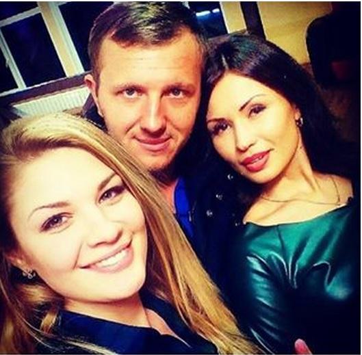 Илья Яббаров и Светлана Торба