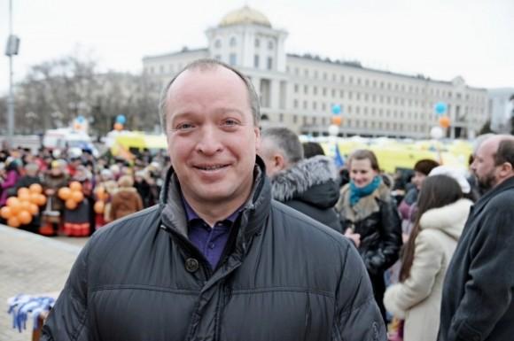 Андрей Скоч депутат Госдумы