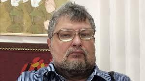 умер Георгий Жарков