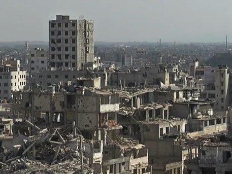 Число погибших в Дамаске растет с каждой минутой
