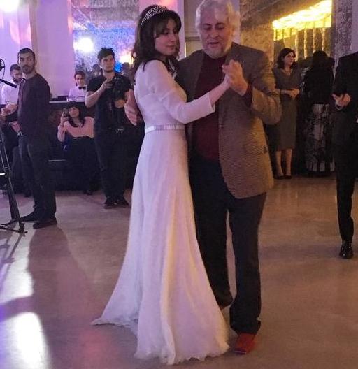 свадьба дочери Саркисова