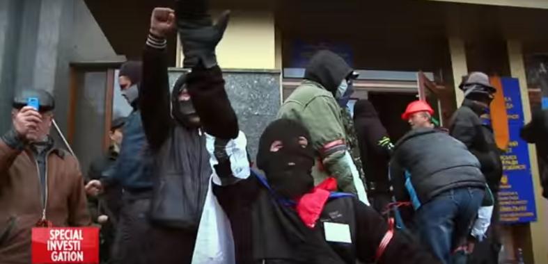 Фильм Украина: маски революции – заказ Кремля