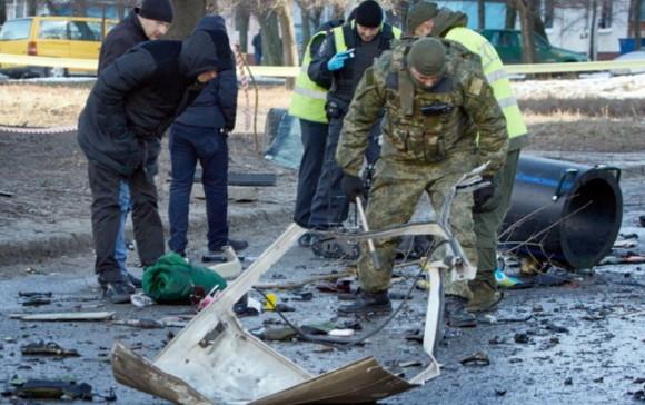 Взрыв в Назрани 11.03.2016