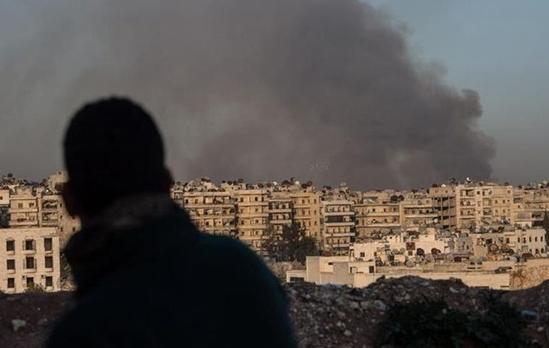 Сирия последние новости сегодня
