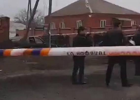 взрыв в Назрани покушение на Хамзата Чумакова