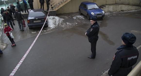 чп в Москве