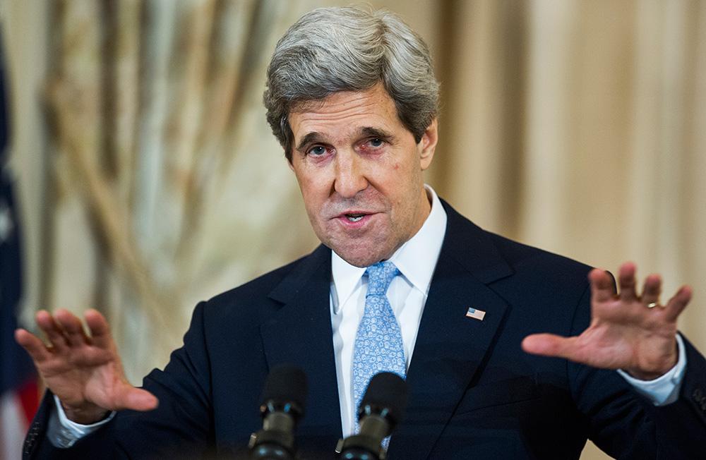 Джон Керри рассказал о потерях Исламского Государства