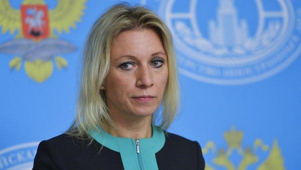 Скандал Лаврова и Климкина прокомментировала Мария Захарова