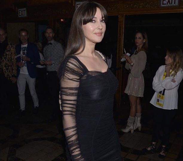 Наряд Моники Беллуччи подчеркнул её недостатки